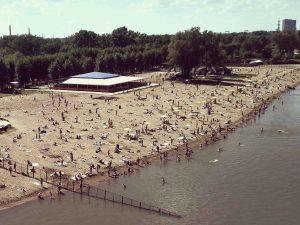 Организация безопасного использования пляжей